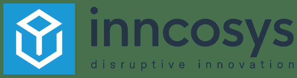 Logo de Inncosys azul version 1
